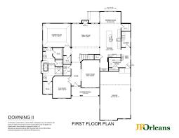 Downing Street Floor Plan Downing Ii At Deerfield Jporleans