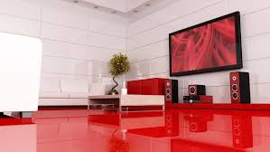 living room tile ideas regarding red tile living room interior