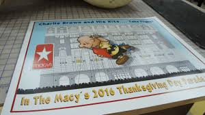why was thanksgiving created good grief this charlie brown balloon will fly high this