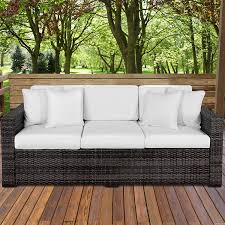 Patio Furniture From Walmart - amazon com best choice products outdoor wicker patio furniture