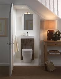 Best  Bathroom Under Stairs Ideas Only On Pinterest - Basement bathroom design ideas