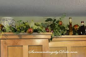 adding interest to kitchen cabinets