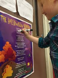Halloween Party Poems Poem The Kindergarten All Stars