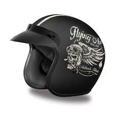 open face motocross helmet daytona cruiser helmets