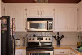 Old Wooden Kitchen Cabinets Repainting Kitchen Cabinets For Old Cabinets On Your Kitchen