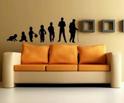 online buy wholesale evolution wall decal from china evolution wall vinyl sticker decals mural art decor design evolution of baby man whole life wall decals