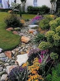 Top  Best Backyard Landscaping Ideas On Pinterest Backyard - Backyard river design
