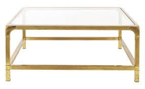 coffee tables simple brass coffee table vintage mastercraft