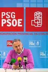 Méndez Romeu, diputado regional del PSOE en Galicia
