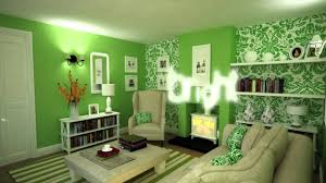Green Bedroom Wall Designs Colour Schemes Decorating With Green Youtube