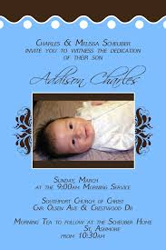 Invitation Cards Baptism Amusing Child Dedication Invitation Card 72 With Additional