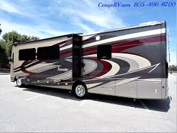 2018 fleetwood bounder lx 35k bath and half king bed 0