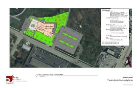Community Center Floor Plans Ashwaubenon District Community Center