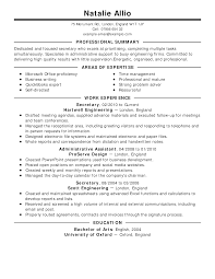 Sample Resume Objectives For Job Fair by Extra Curricular Achievements Resume Basic Resume Templates For