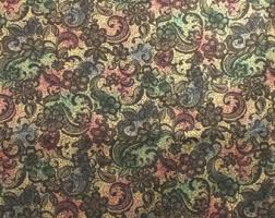Home Decor Fabric Sale Decorative Fabric White Fabric Floral Print Quilting Cotton