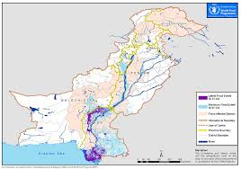 Pakistan On The Map Pakistan Floods The First 100 Days Wfp United Nations World