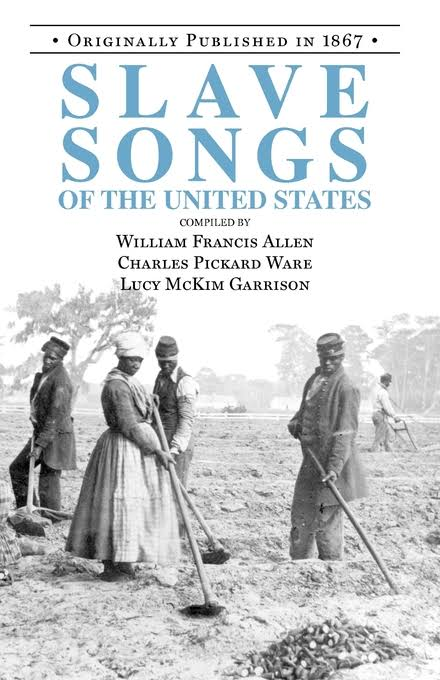 Image result for first published book of spirituals