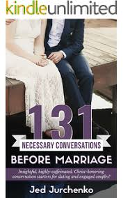 Necessary Conversations Before Marriage  Insightful  highly caffeinated  Christ honoring conversation