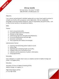 Student Resume Examples No Experience by 42 Best Ot Resume Images On Pinterest Resume Occupational