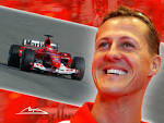 F1 Champion Michael Schumacher