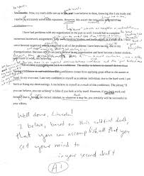 term paper grading rubric FC  QU General Essay Grading Rubric An A Paper