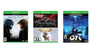 Xbox One  TB Spring Bundle Three games front Microsoft Store