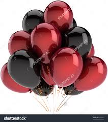 minimalist design red black and white kitchen ideas decoration black balloon stock photos images pictures shutterstock party balloons red happy birthday decoration multicolor baloons anniversary home