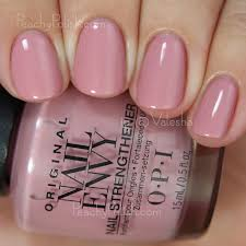 opi nail envy strength in color collection swatches u0026 review