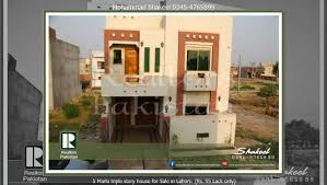 6 marla home design
