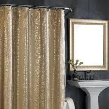 gold shower curtain my apartment pinterest gold shower