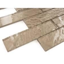 uniform brick bronze glass subway tile glossy ft pb102