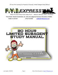 philadelphia firefighter exam study guide booklet 20 hour limited subagent study manual by fyi express issuu