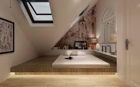 steeple attic space design interior design