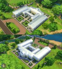 mod the sims alexander palace the imperial jewel no cc