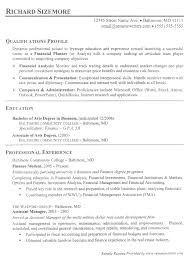 Financial Resume Sample by 20 Cfo Resume Examples Sample Resumes Sample Executive Resume