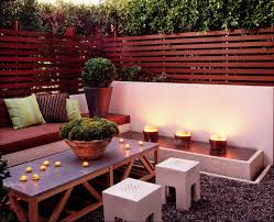 Outdoor Wall Planters by Los Angeles Privacy Fencing Ideas Patio Contemporary With Backyard