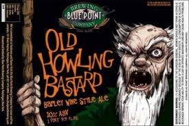 Blue Point Old Howling Bastard: 9 beer days until Christmas | NJ.