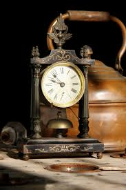 Ansonia Mantel Clock Antique Clock