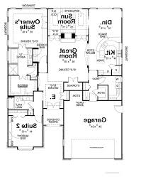 Custom Ranch Floor Plans 4 Bedroom House Plans With Swimming Pool Arts
