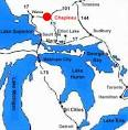 Map Location of Chpaleau, Nothern Ontario. John Theriault Air ...