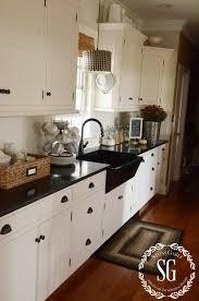 Best  Black Sink Ideas On Pinterest Floating Shelves Kitchen - Kitchen sink cupboards