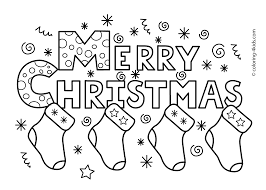 christmas coloring pages to print free free holiday coloring