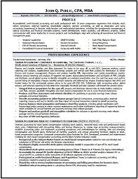 Sample Staff Accountant Resume by Financial Reporting Accountant Cover Letter