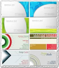 Business Card Eps Template Business Cards Templates