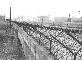larawan ng Berlin Wall, pader na humati sa Silangan at Kanlurang Alemanya