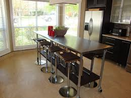 kitchen island table we u0027ve had this for a few years and this is