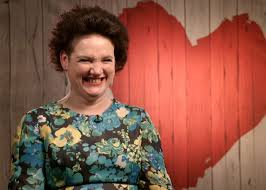 Paula on First Dates Ireland last night  Pic  RTE        EVOKE ie