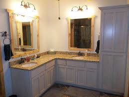 high quality corner bathroom vanity with double sinks mike davies