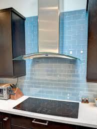 Blue Backsplash Kitchen Kitchen Blue Gray Metro Subway Tile Sea Glass Tile Backsplash