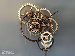 zybach a mechanical clock